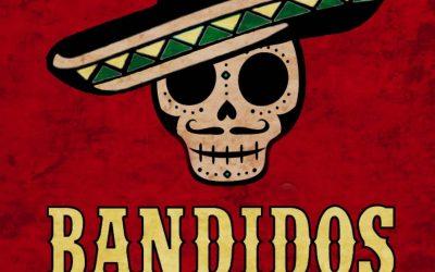 Bandidos, la nouvelle cantina mexicaine de Guangzhou partenaire de Canton Accueil !