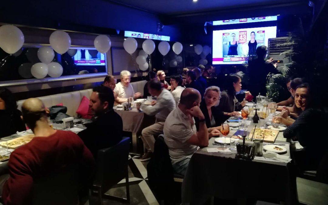 Happy Hour au restaurant le Sainte Maxime en images !