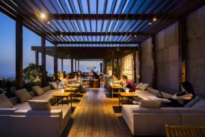Vendredi 19 mars : Happy Hour sur la terrasse du Parc Hyatt
